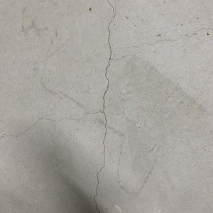 crack in slab inspection for new home inspection melbourne