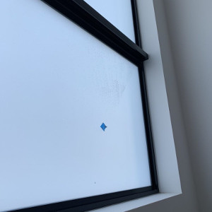 new home inspection cracked window melbourne