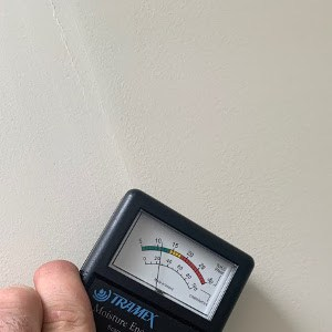 leaking shower moisture tester melbourne
