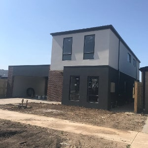homebuilder grant to build new home