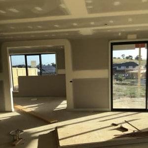 Homebuilder grant new home interior